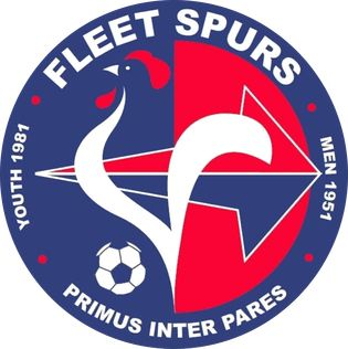 Fleet Spurs Football Club are a football club based in Fleet, England. They play in the Combined Counties League Division One. The club is affiliated to the Hampshire Football Association and is an FA Charter Standard Development club.[1]