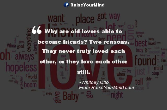 Friends Become Lovers Quotes: Best 25+ Ex Friendships Ideas On Pinterest