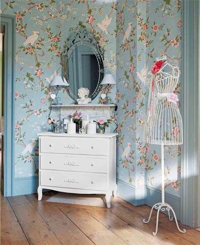Dormitorio vintage. Fuente revistafenimity.com