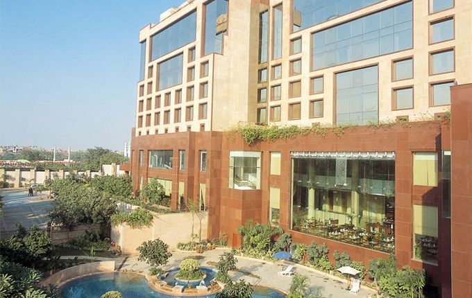 Residing in the historic city of Delhi, Sheraton New Delhi is the five star hotel of ITC's Hotels group. It offers a warm residential ambience and impeccable personalized service to the traveler. Its close proximity to Max International Healthcare Hospital and international airport of #delhi. #travel #delhidiaries