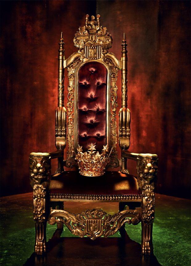 трон короля картинки настоящее