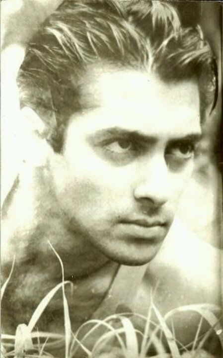 Salman Khan younger