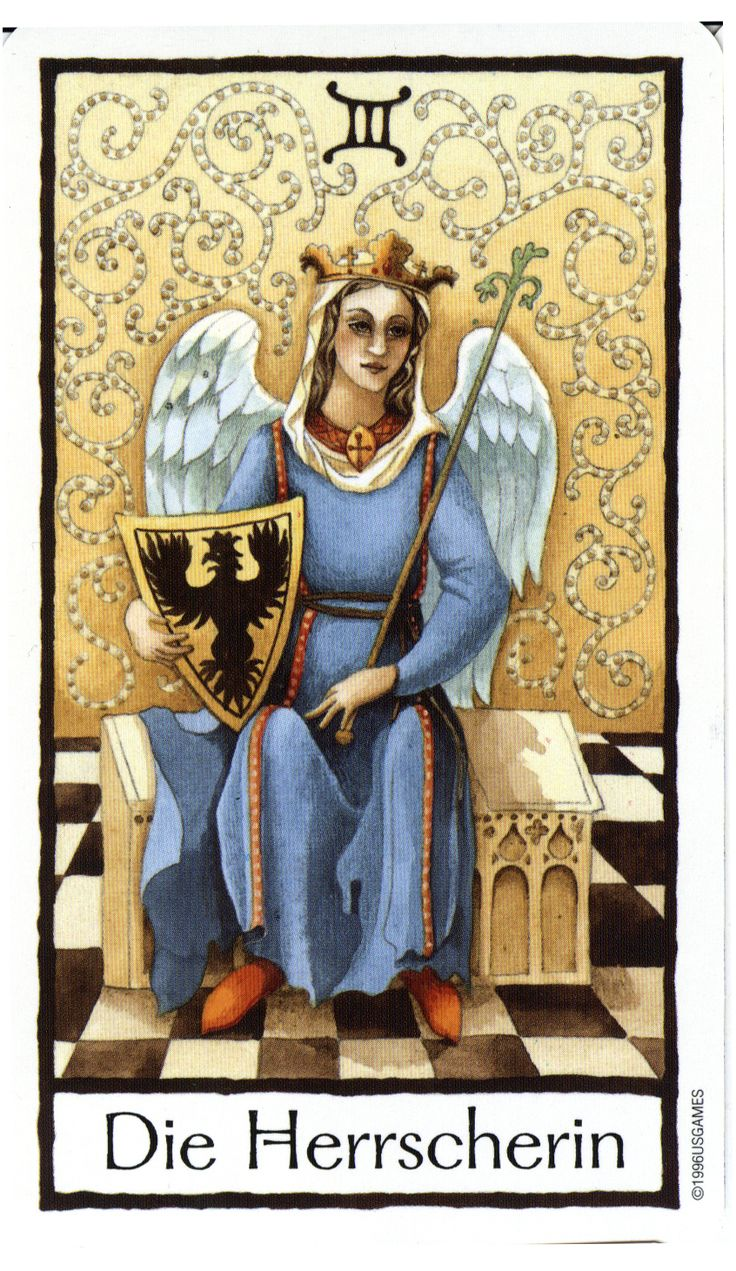 The Empress Iii: 1000+ Images About Tarot Art