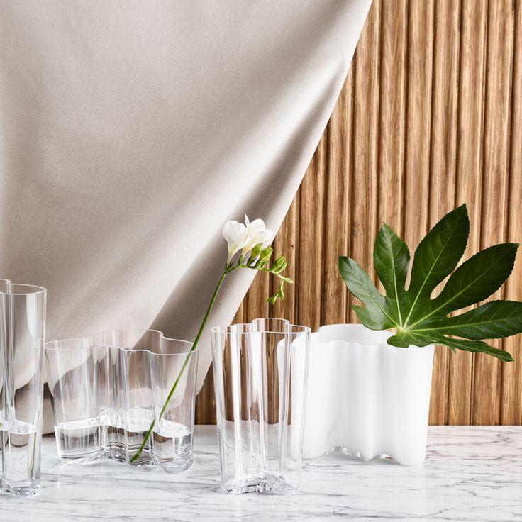 Dessins par Alvar Aalto ces vases aux