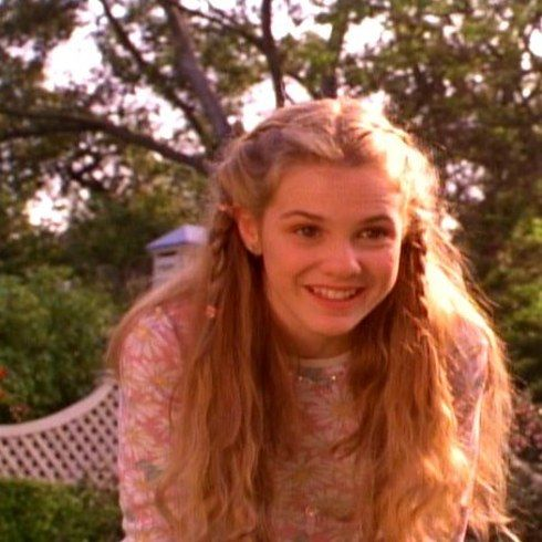 """Dawn Schafer, played by Larisa Oleynik. 