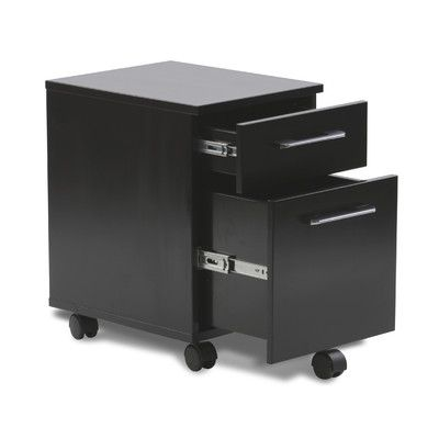 You'll love the 200 Collection 2-Drawer Mobile Pedestal Filing Cabinet at Wayfair - Great Deals on all Office  products with Free Shipping on most stuff, even the big stuff.