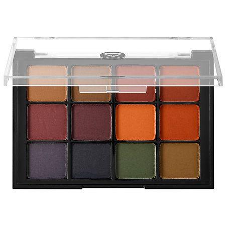 Viseart Eyeshadow Palette Dark Mattes - Viseart   Sephora