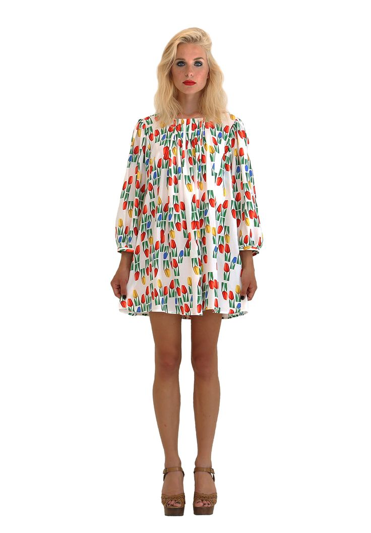 Senja dress. Shop: http://shop.ivanahelsinki.com/collections/dresses/products/senja