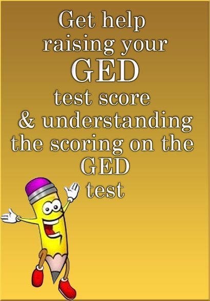 How long does it take to receive GED test scores?