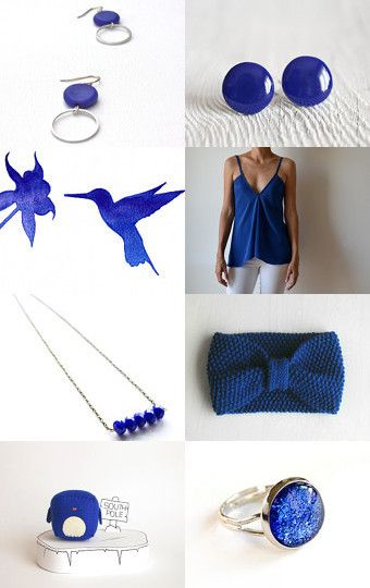 Into the deep blue by Myglassdreams --Pinned with TreasuryPin.com