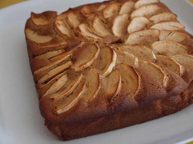 one apple teacake by retro mummy, via Flickr