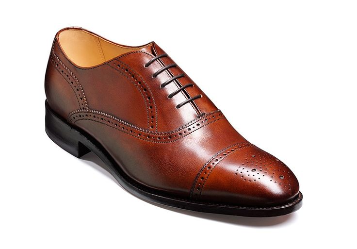 Barker Newcastle Shoes for Men | Robinson's Shoemakers
