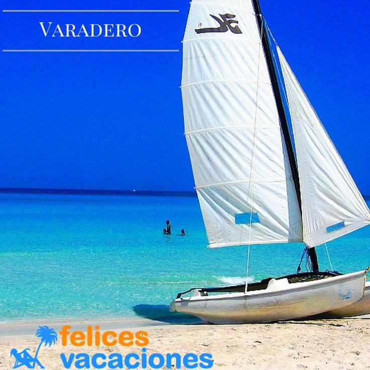 #oferta para viajar a #Varadero #Cuba y disfrutar de preciosas playas del #Caribe. Cuenta con 22 kilómetros de extensión de playas, todas ellas de arena blanca y con lujosos hoteles y resort. Aprovecha y viaja a Varadero Cuba con una oferta 2x1.  http://www.felicesvacaciones.es/ofertas-viajes-baratos/varadero-cuba-2x1-caribe-playas/
