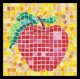 Ovoce - mozaika