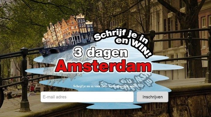 Maak kans op 3 dagen Amsterdam! - Hotelkamerveiling Blog | Lees nieuws over de grootste hotelveiling site
