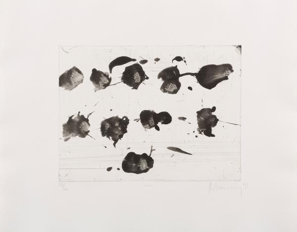 Christian Lemmerz      Format 49 x 60 cm, Oplag 20, Serie på to - bestillesenkeltvisGod I