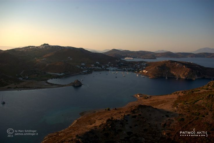 Aerial Views over Grikos. Paradise on earth!