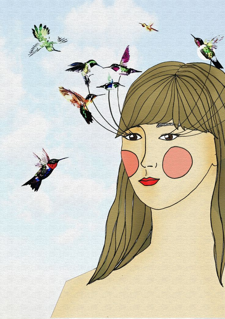 Pájaros en la cabeza / Mara Parra