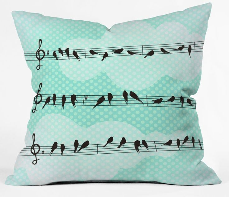 MINT GREEN CUSHION