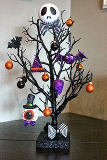 Nightmare Before Christmas Tree                                                                                                                                                                                 More
