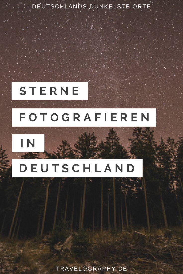 Sterne fotografieren in Deutschland