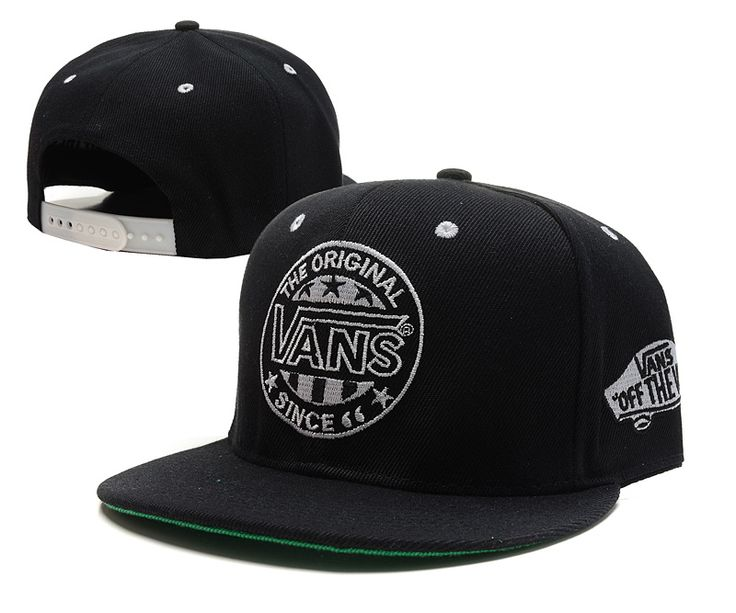 vans off the wall snapback hat