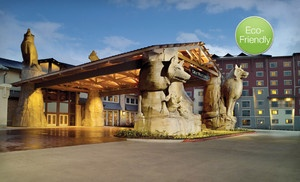 Groupon - Two-Night Stay with Six Water-Park Passes and One Lunch for Six at Great Wolf Lodge Grapevine in Dallas/Ft. Worth in Grapevine, TX. Groupon deal price: $359.00