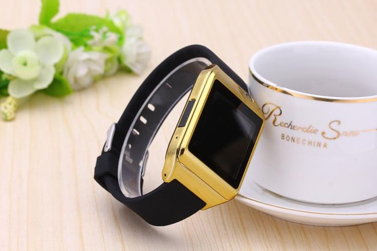 GV28 1.54Inch MTK6260 Bluetooth 3.0 Wrist Watch For IOS Android Device