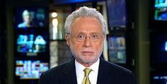 Wolf Blitzer...so distinguished looking.