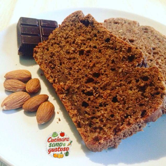 Un cake profumato all'arancia, goloso, soffice e senza zuccheri aggiunti.