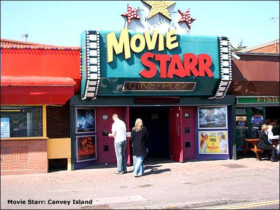Canvey Island Cinema Listings