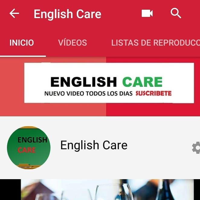 Siguenos En Nuestro Canal De Youtube Excelente Contenido Para Mejorar O Aprender Ingles Suscribete Y Activa La Campanita Para Que No Te Pierdas Ni Instagram