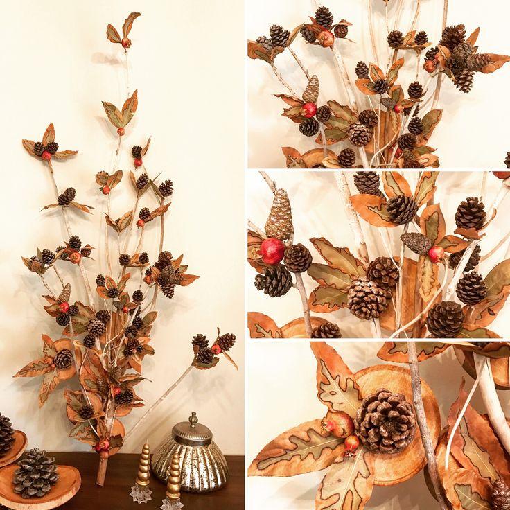 Dried Nature • Eternal Tree • pine cones