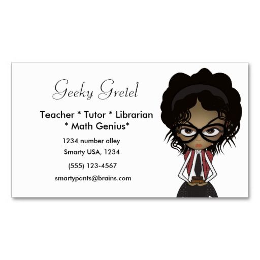 50 best images about African American Business Card Designs on ...
