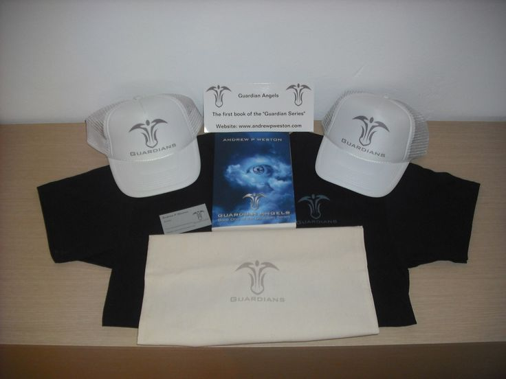 Guardian Angels giveaway