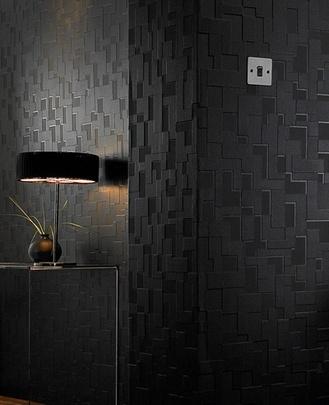 Black Wallpaper For Walls best 25+ wallpaper feature walls ideas on pinterest | wall mural