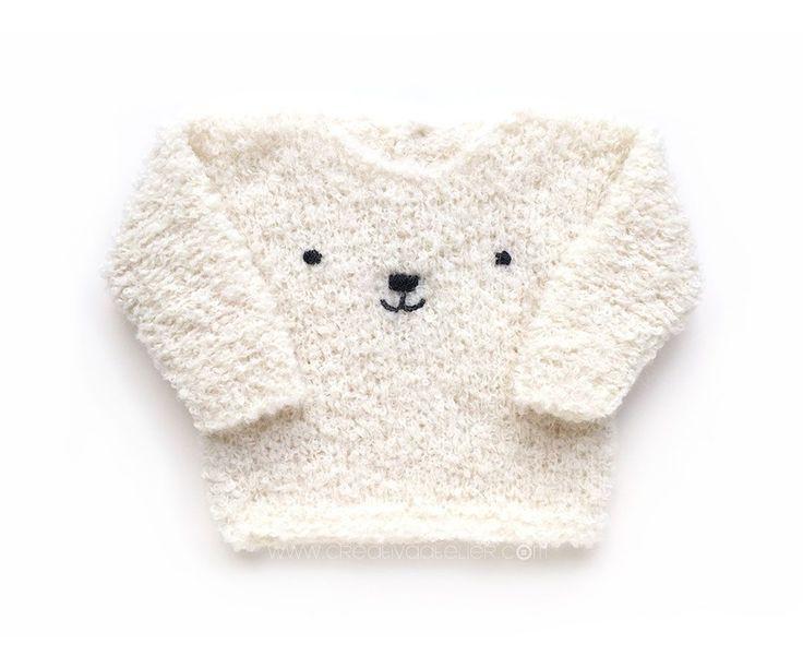 Mejores 17 imágenes de Cose a maglia en Pinterest | Dos agujas ...