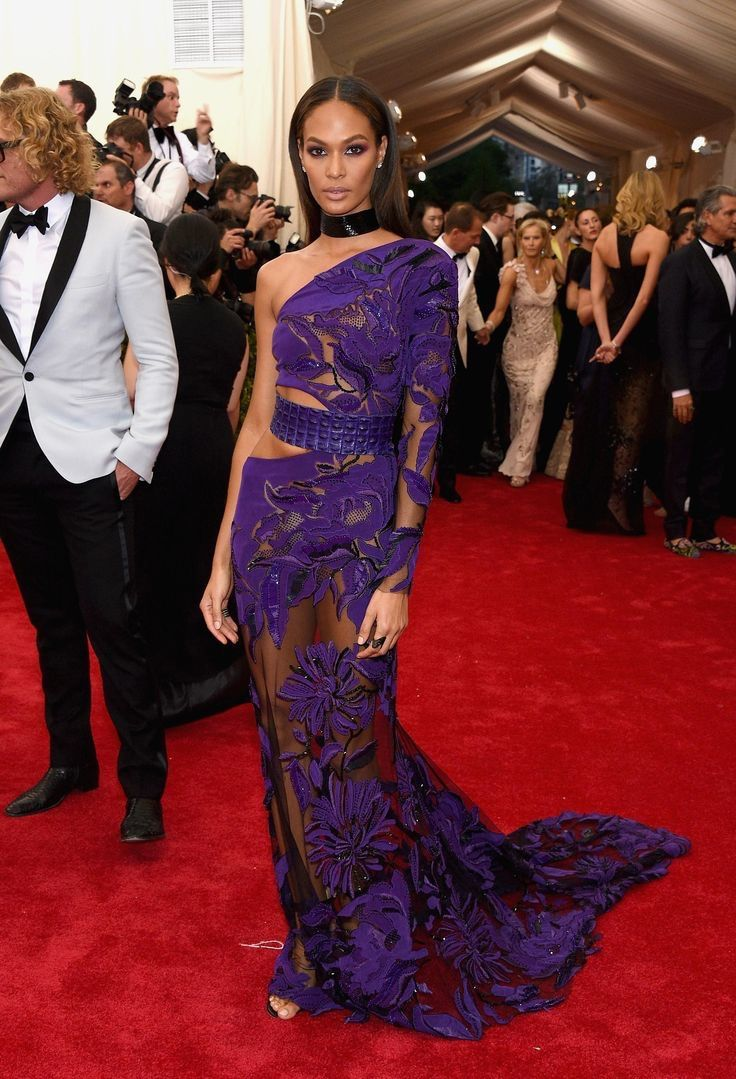 Tracey edmonds style fashion amp looks best celebrity style - Joan Smalls Donned A Beautiful See Through Roberto Cavalli Gown For The China Through The Looking Glass Costume Institute Benefit Gala At The