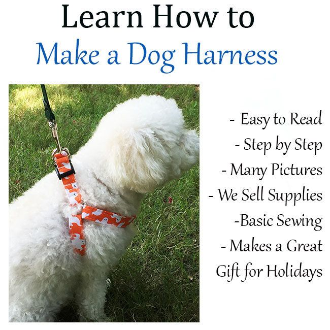 Dog Harness Small Dog Dog Harness Instructions Dog Harness Diy