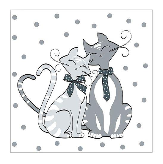 gattosi tovaglioli in carta, confezione da 20 pz    www.gattosi.com