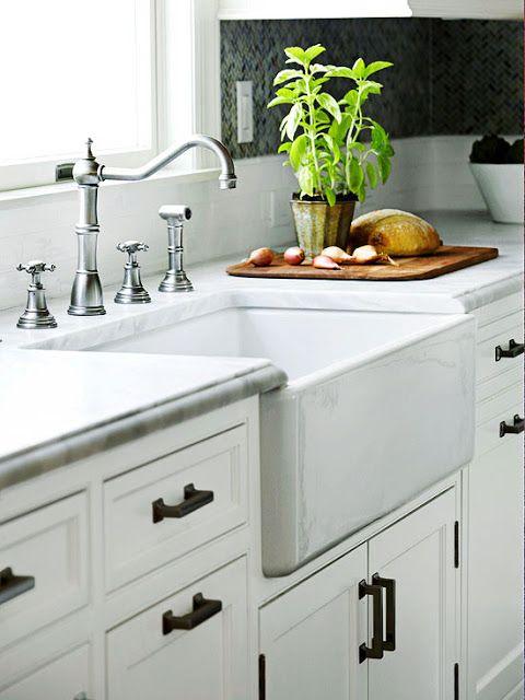Barn House Sink : ... Barnwood dining table, Farm house sink and Barn wood shelves