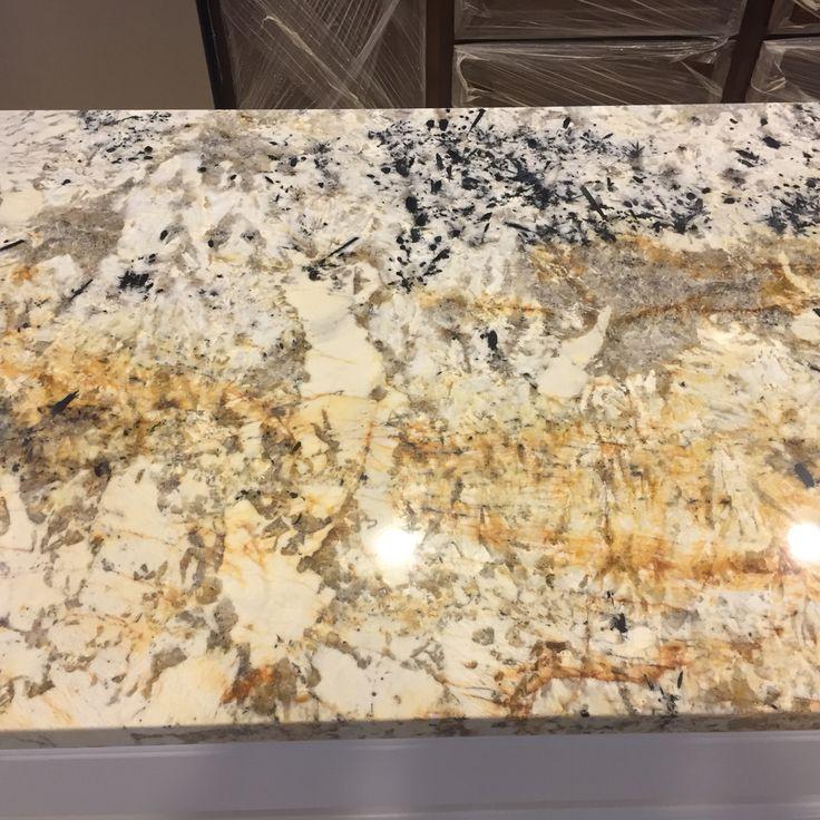 Barbados Sand Granite Kitchen Ideas