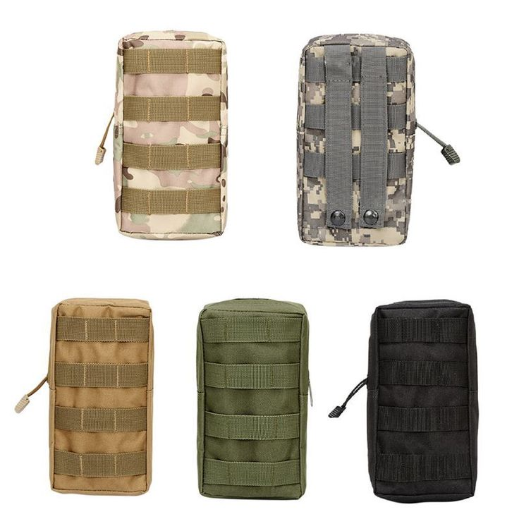 <Click Image to Buy> Molle Tactical Magazine Dump Drop Pouch Military Vest Outdoor First Aid Bag 1Pcs  Inside Of The Waterproof Coating ***