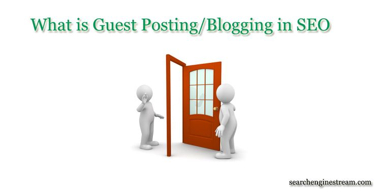 What is #GuestPosting/#GuestBlogging in #SEO? Guest posting/blogging is a type of #articlesubmission strategy in which a #contentowner or #independentwriter contact/pitch a website/blog admin of the same industry/niche to consider his article for the publication on their website with a link back to content owner's website/blog. Complete insights are here: http://searchenginestream.com/what-is-guest-postingblogging-in-seo/