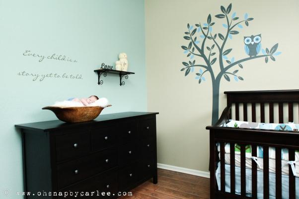 Hootie Baby Boy Nursery