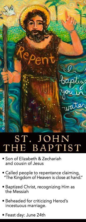 St. John the Baptist © Jen Norton