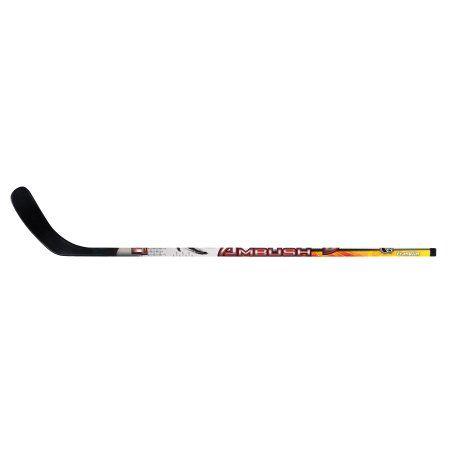 Franklin Sports Youth Right Shot Ambush Street Hockey Stick - 46 inch