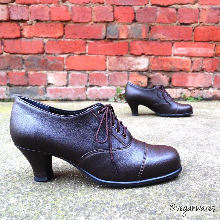 Vegan Wares Victoria shoes (on dante)