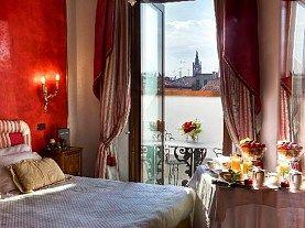 Italia - Verona - Hotel Due Torri 5* Concerte: Aida, Carmen, Romeo si Julieta, Gala Verdi, Gala Domingo, Madam Butterfly