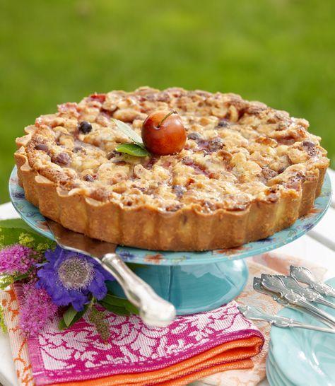 Byd dine gæster på en tærte perfekt til efteråret! Server evt.den lune tærte med…